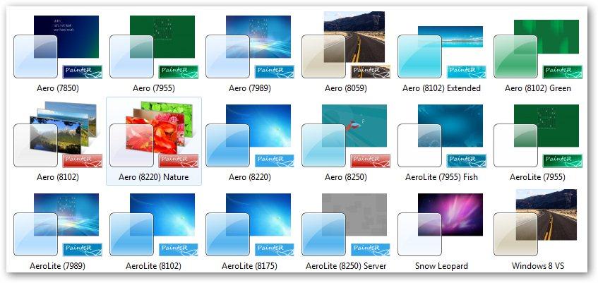 Скачать Тему Для Windows 7 Тему Windows 8 Для Windows - фото 10